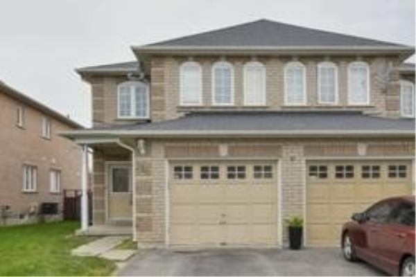 118 Native Landng, Brampton