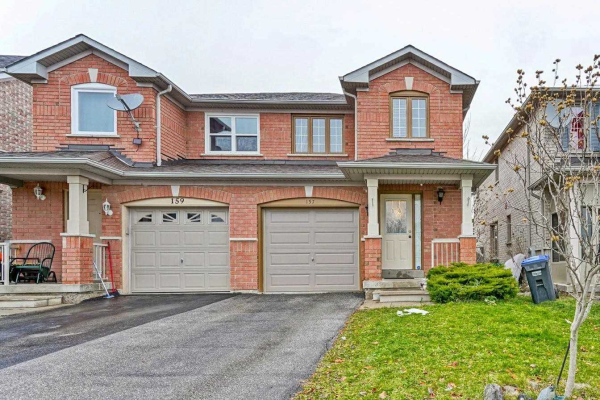157 Morningmist St, Brampton