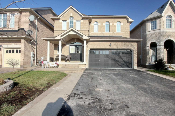 102 Mission Ridge Tr, Brampton