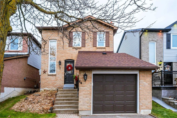 44 Northgate Blvd, Brampton