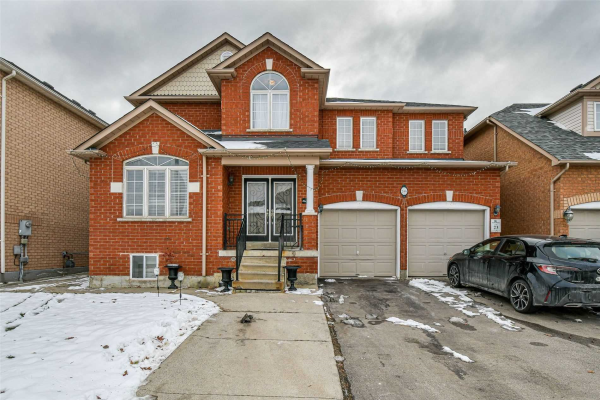 244 Eden Brook Hill Dr, Brampton