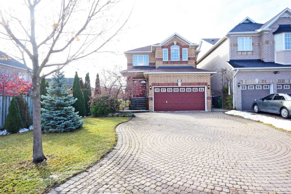 1124 Knotty Pine Grve, Mississauga