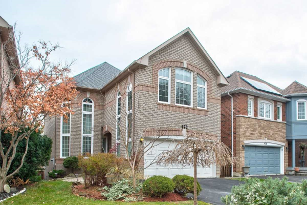 472 Turnberry Cres, Mississauga