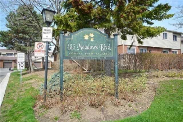 485 Meadows Blvd, Mississauga