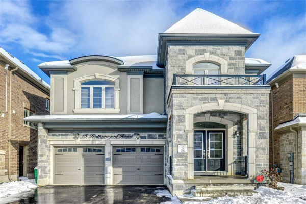 15 Buttonwood Rd, Brampton