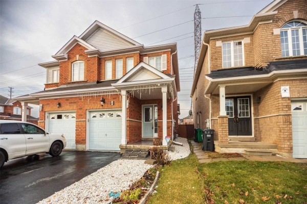 4 Wicklow Rd, Brampton