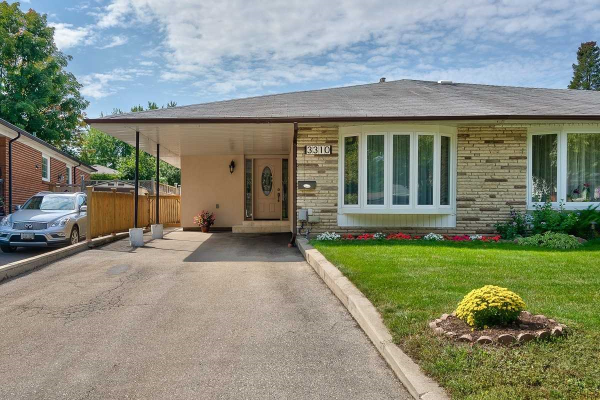 3310 Ivernia Rd, Mississauga