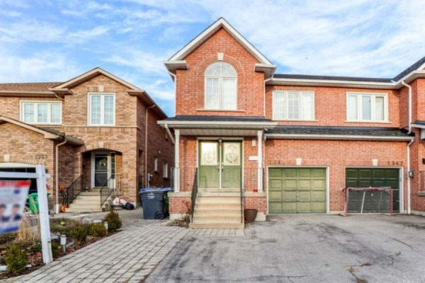 1349 Delco Crt, Mississauga