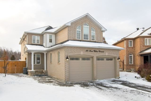 92 Twin Willow Cres, Brampton