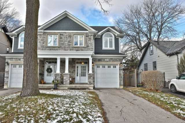 64 Forest Ave, Mississauga