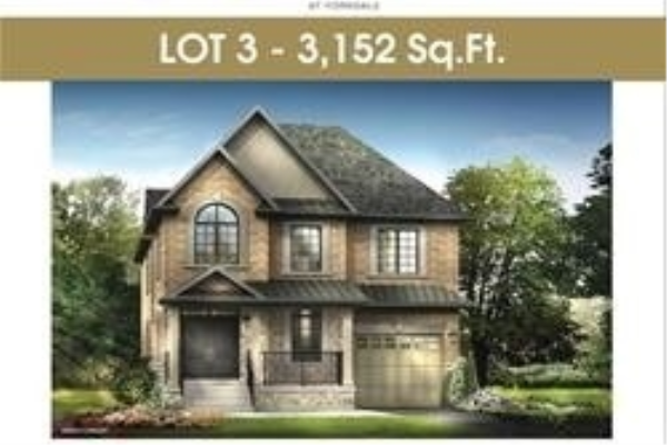 Lot 3 Jane Osler Blvd, Toronto