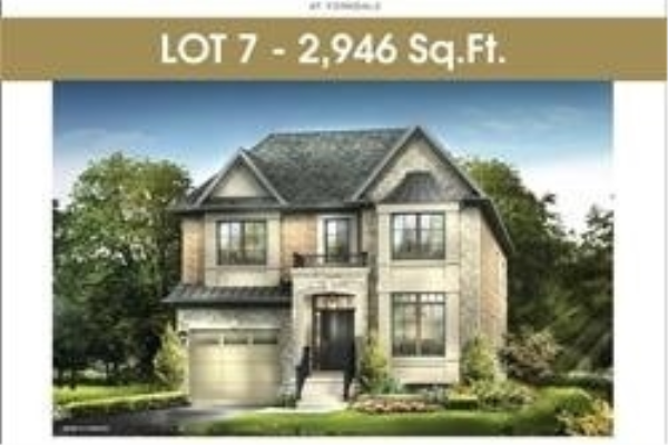 Lot 7 Jane Osler Blvd, Toronto
