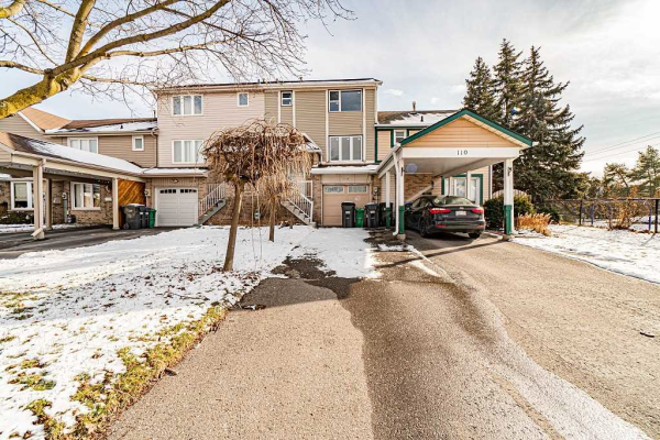 112 Courtleigh Sq, Brampton
