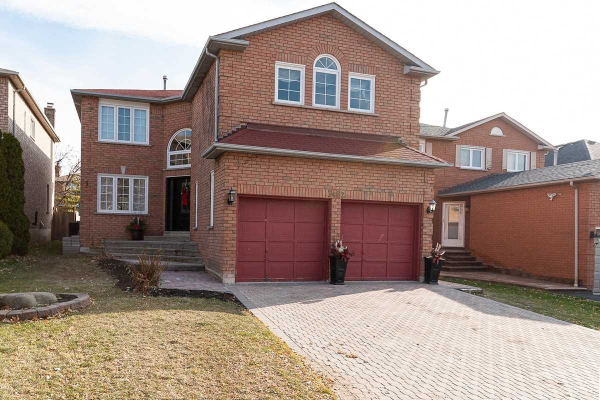 1462 Rose Bloom Rd, Mississauga