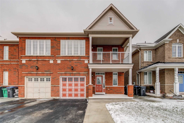 47 Connolly Cres, Brampton