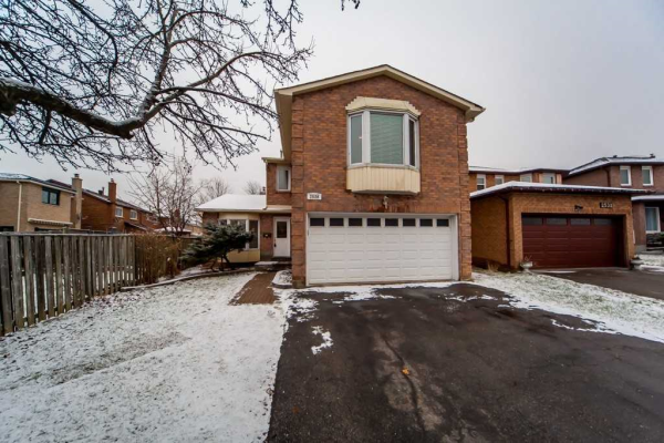 2528 Symington Crt, Mississauga