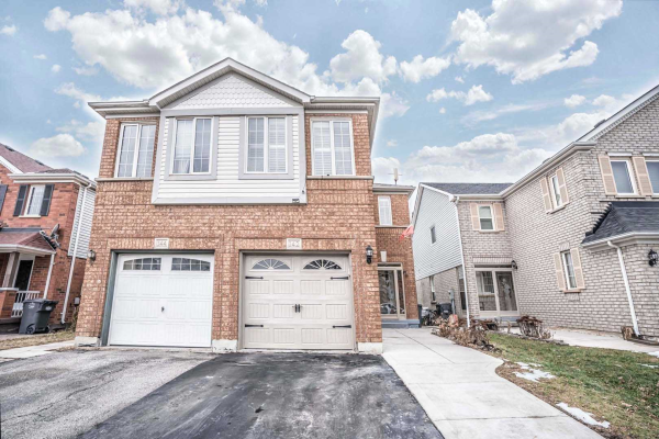 142 Willow Park Dr, Brampton