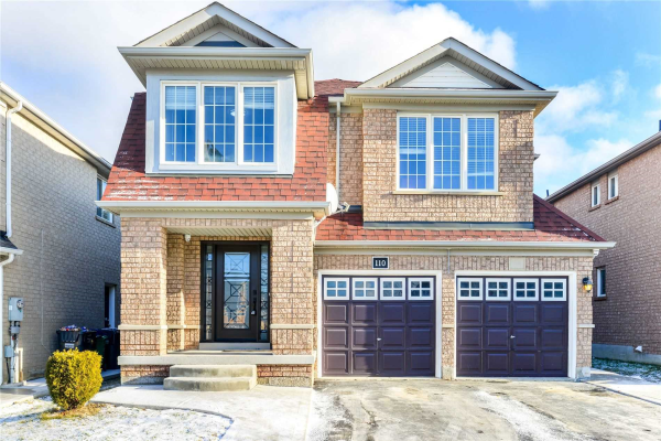 110 Mint Leaf Blvd, Brampton