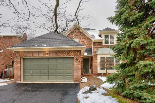 517 Pleasant View Crt, Oakville