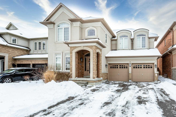 12 Eaglesprings Cres, Brampton