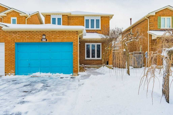 878 Millworks Cres, Mississauga