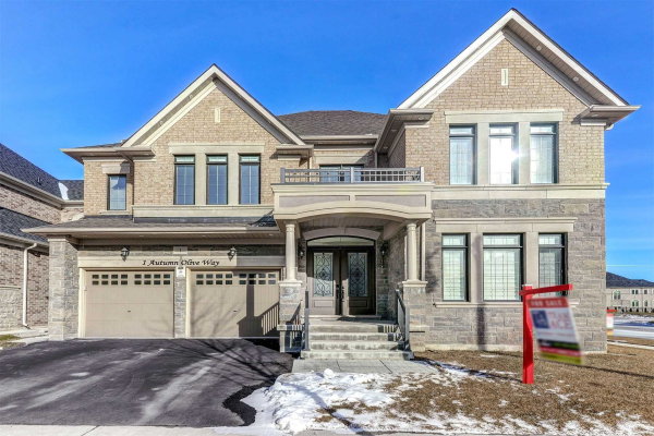 1 Autumn Olive Way, Brampton