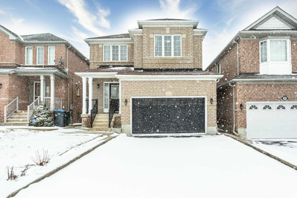 111 Mint Leaf Blvd, Brampton