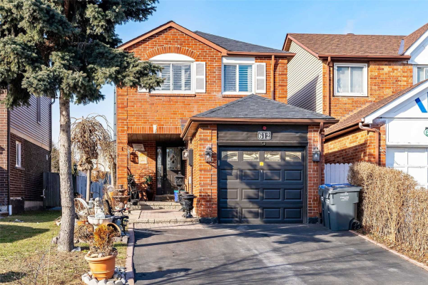 612 Galloway Cres, Mississauga