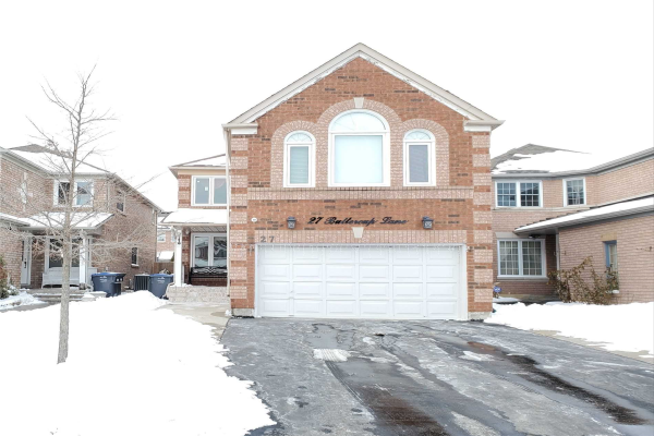 27 Buttercup Lane, Brampton