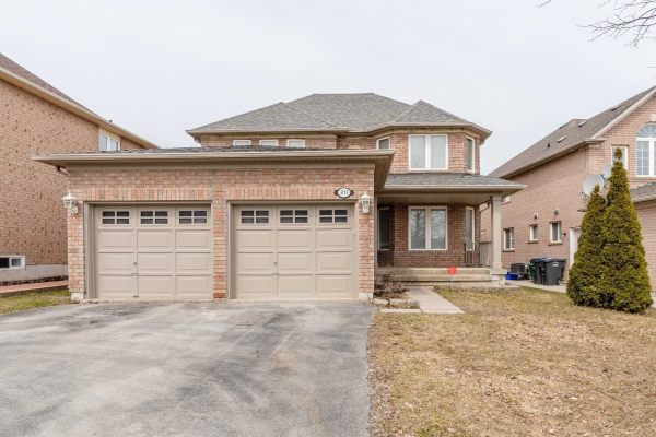 217 Mountainberry Rd, Brampton