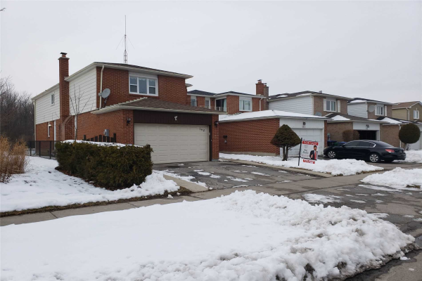 142 Morton Way, Brampton