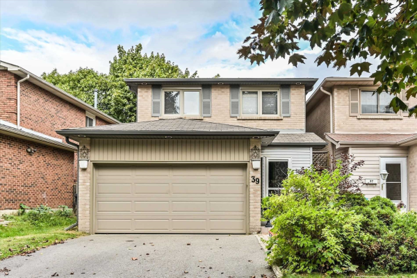 39 Barrington Cres, Brampton