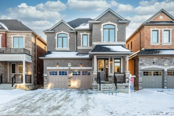 24 Oseco Way, Brampton