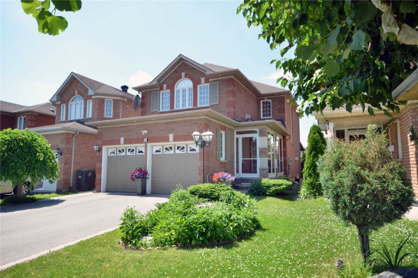 96 Orchid Dr, Brampton