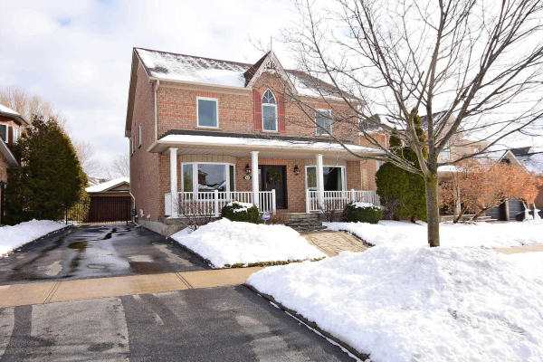 810 Silverthorn Mill Ave, Mississauga