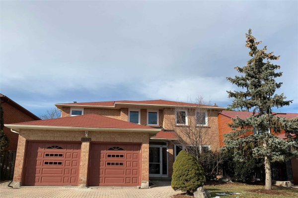1751 Rowntree Crt, Mississauga