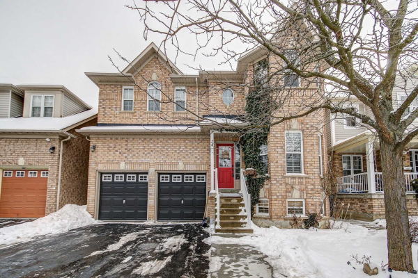 24 Valley Park Cres, Brampton