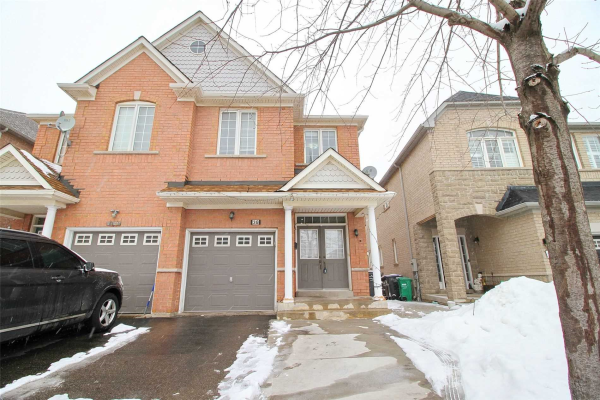 38 Blackcherry Lane, Brampton