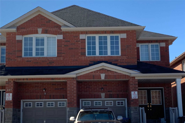 229 Checkerberry Cres, Brampton