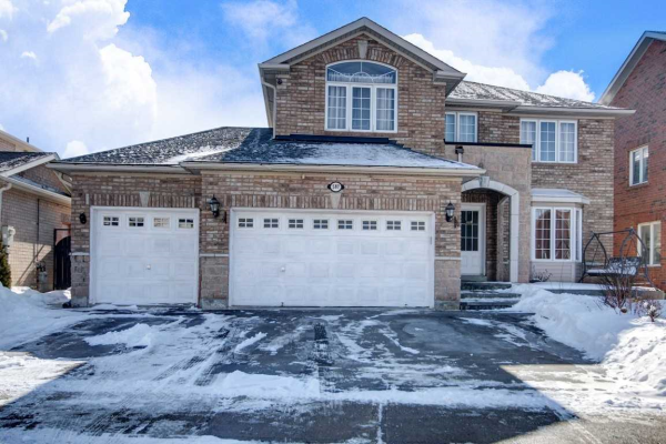 587 Ray Lawson Blvd, Brampton