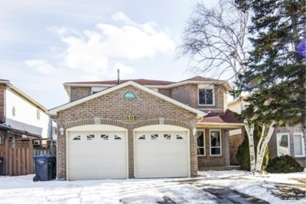 1608 Willow Way, Mississauga