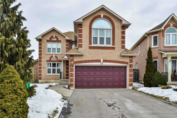 33 Fenflower Crt, Brampton