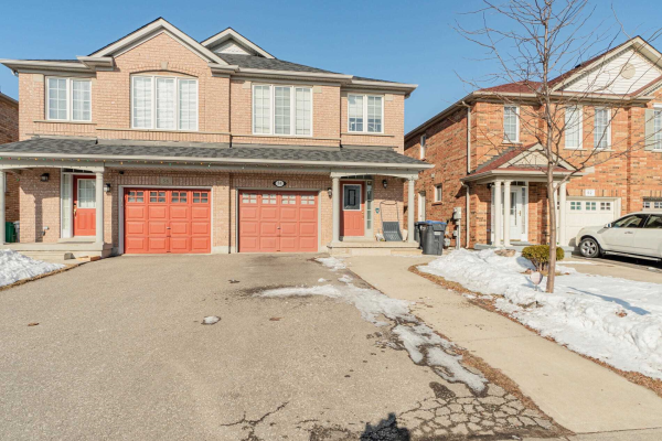 54 Feather Reed Way, Brampton