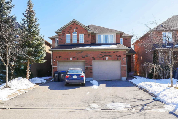 3814 Ridgepoint Way, Mississauga