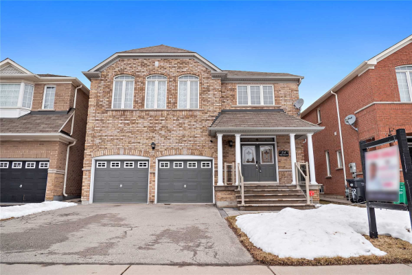 24 Dolly Varden Dr, Brampton