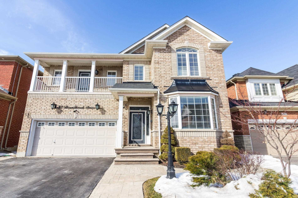 32 Boundbrook Dr, Brampton