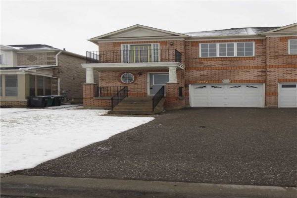 3907 Manatee Way, Mississauga