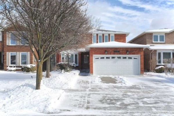 1154 Lovingston Cres, Mississauga