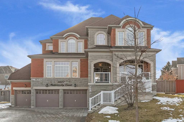 5087 Summersky Crt, Mississauga
