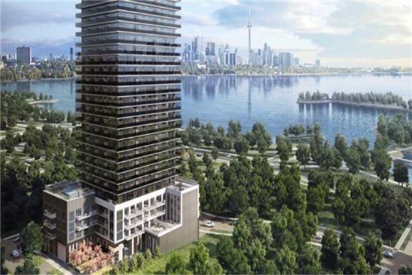 2167 Lake Shore Blvd W, Toronto